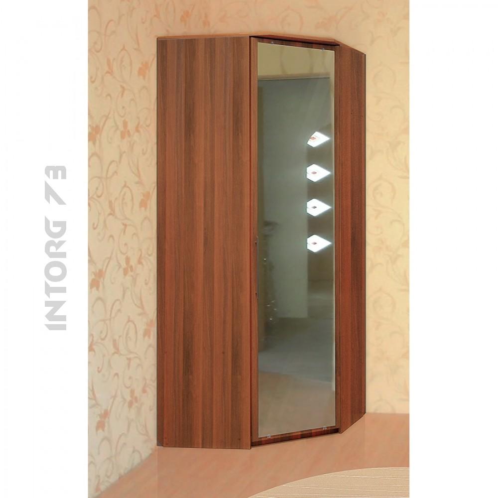 Шкаф угловой с зеркалом 980, цена: 12990$ купить в интернет-.
