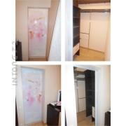 Две гардеробные комнаты, купе с фотопечатью