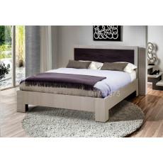 Кровать Венеция-6 140х200 см., ЦВЕТ НА ВЫБОР