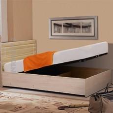 Ева-8 Кровать с подъемным механизмом 120/140/160 МДФ