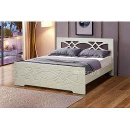 Кровать Венеция-7 160х200 см., ЦВЕТ НА ВЫБОР