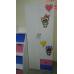 Шкаф 2-дверный с фотопечатью СОВЯТА 2/2 со штангой